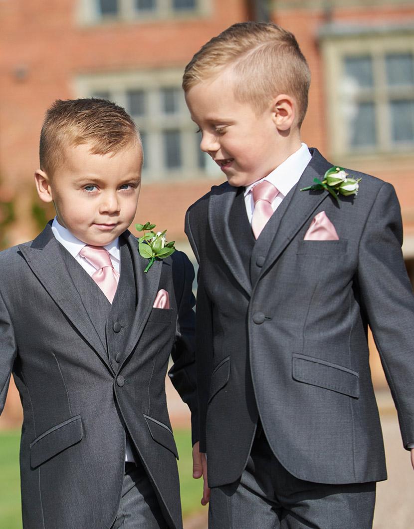 Boys Wedding Suit Hire