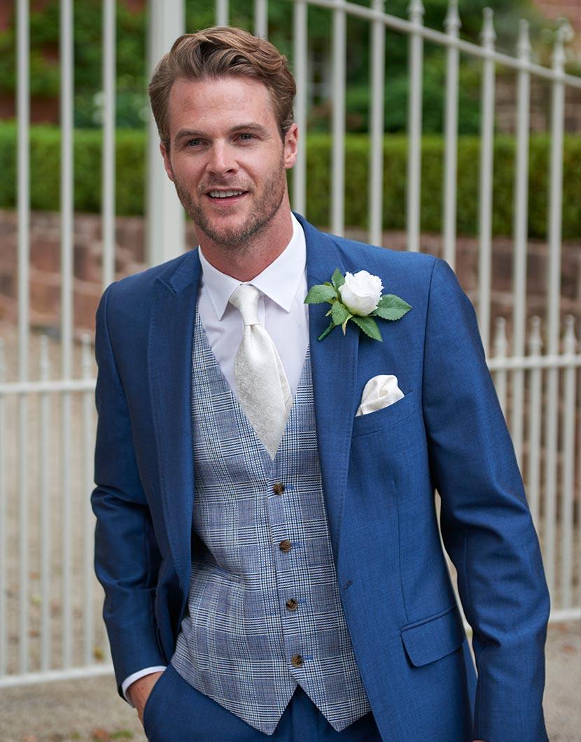 Lounge Wedding Suit Hire